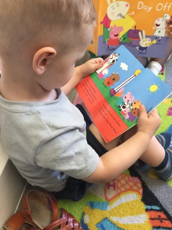 Key Person Positive Practice – Little Learners Nurseries