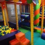 New in 2019: the only nursery in Ilford to have a giant soft play area